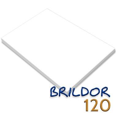 Papel sublimación en hojas Brildor 120