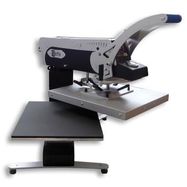 Plancha magnética giratoria Sefa Rotex Pro de 40x50