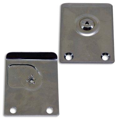 Placa de agujas de 45 x 61 mm para máquinas de bordar