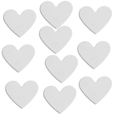 Placa de aluminio para candado corazón