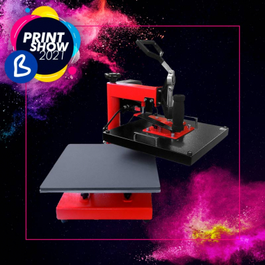 Plancha Combo Brildor BT-C8.2 - BPrint Show 2021