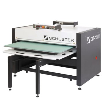 Planchas transfer Schuster GT-1511 150x112 - Plato simple