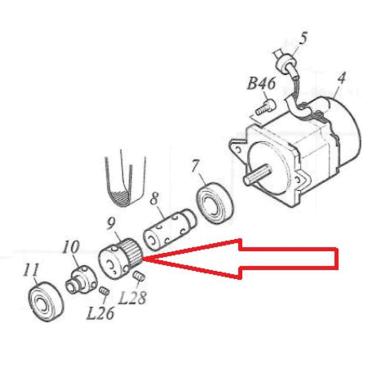 polea-inductora-inferior-feiya-ctf-mre0258000000029