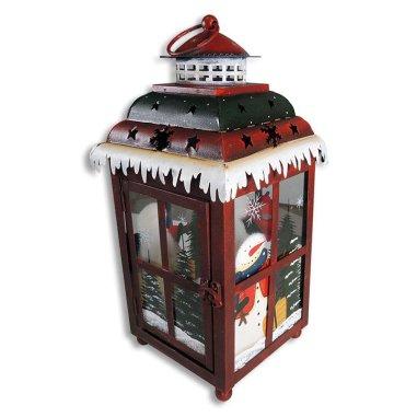 Portavelas de Navidad mod. Kimo
