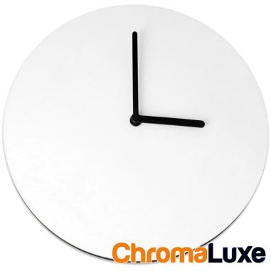 Reloj de madera redondo para sublimación 29 cm