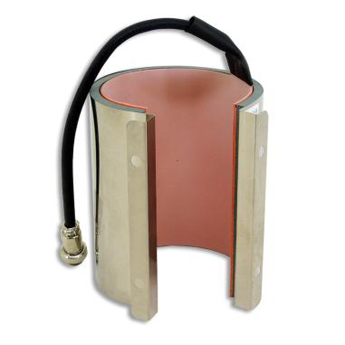 Resistencia de calor para tazas 11-15oz para plancha de tazas con apertura autómatica