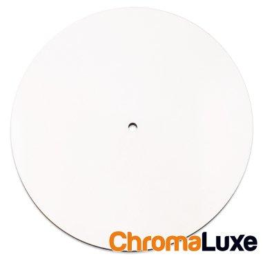 Panel redondo de 29cm para reloj sublimable Chromaluxe