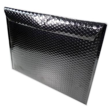 Sobre con clip de 39 x 30cm - Color negro
