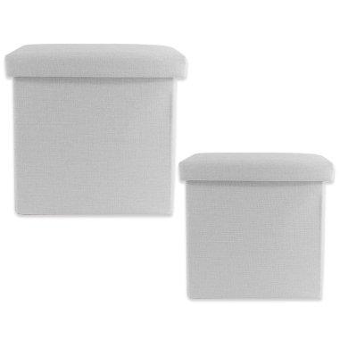 Taburetes plegables para sublimación tejido símil lino