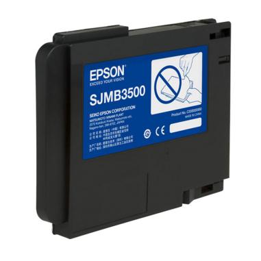 Tanque de mantenimiento para impresora Epson TM-C3500