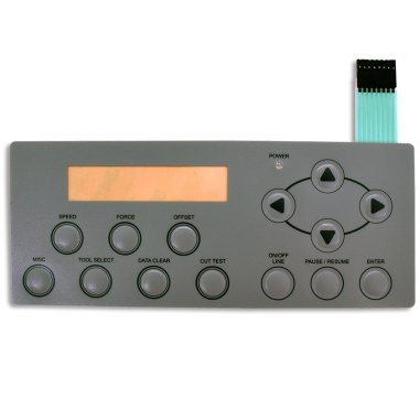 Teclado panel de control para Jaguar II y Jaguar VI