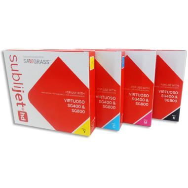 Tinta Sublijet HD para impresoras Sawgrass-SG400/SG800
