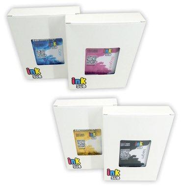 Tintas InkSub para impresoras Ricoh