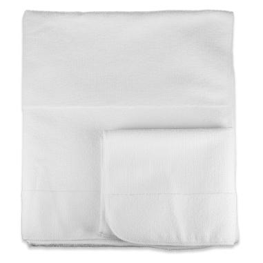 Toallas blancas para sublimación de rizo