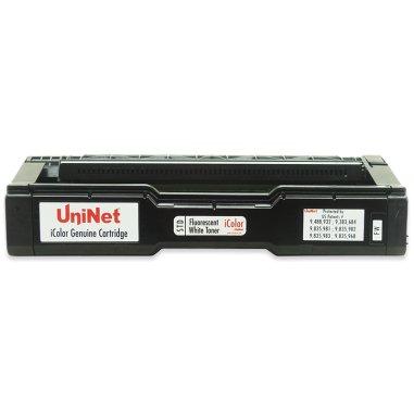 Tóner fluorescente Blanco para impresoras láser A4 Uninet iColor 540/550