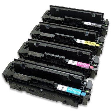 Tóners de sublimación PRINTevery para impresora LaserJet Pro HP M452nw