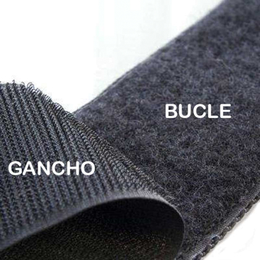 Velcro sin adhesivo
