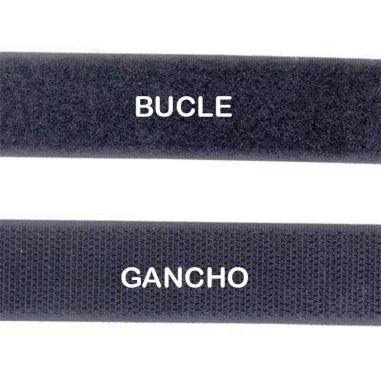 Velcro con adhesivo multisuperficies