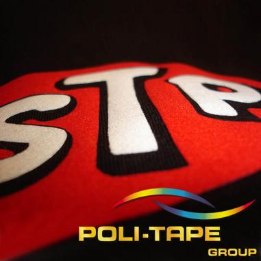 Vinilo Textil Flock de Poli-tape Tubitherm