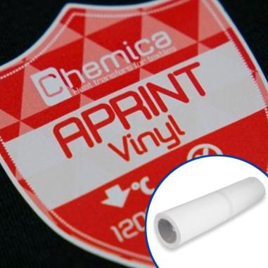 Vinilo Textil Imprimible Blanco Brillo APrint de 50cm