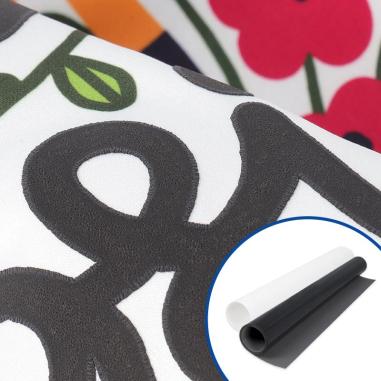 Vinilo textil hinchable - Rollo de 50 cm