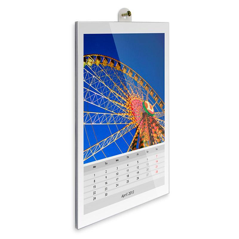 Calendario imprimible económico de pared • Brildor ®