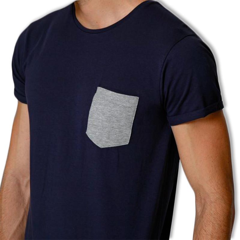Camiseta Pocket para sublimación con bolsillo • Brildor ® aaeb82feb1ed3