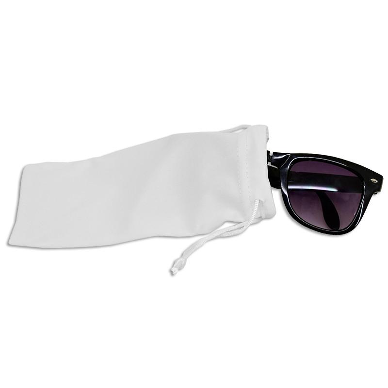 af0e89a116 Funda de tela para gafas con cierre cordón - Pack de 10 uds • Brildor ®