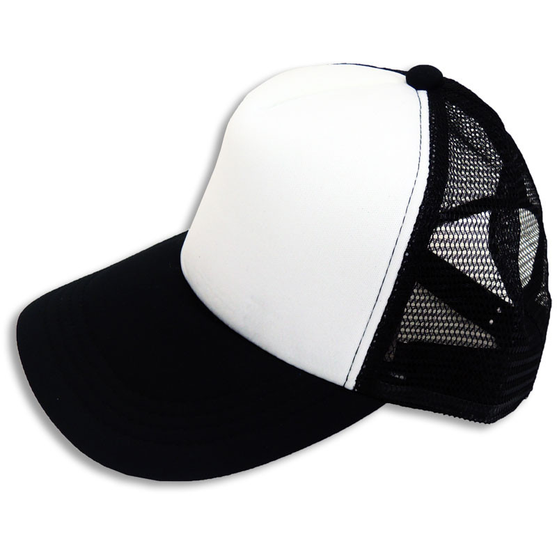 86699e710f502 Gorras para adultos personalizables - Detalle gorra negra