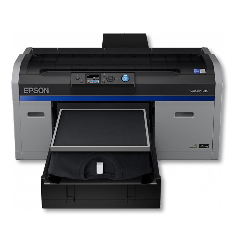 65f51221a7770 Impresora digital textil Epson SureColor SC-F2100 - Con camiseta