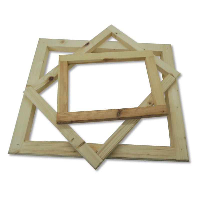 Marcos para serigraf a de madera brildor - Marcos de madera ...