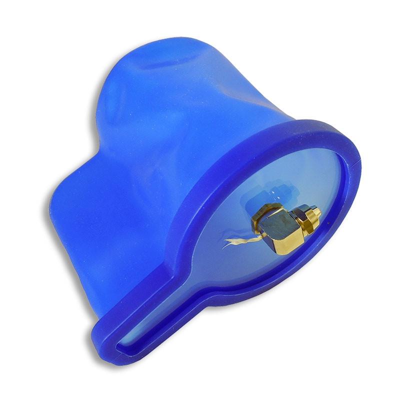 Molde de silicona para tazas de 11oz para mini horno de - Moldes de silicona para horno ...