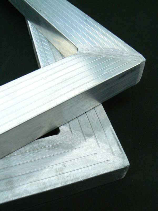 Marcos para serigrafía de aluminio • Brildor ®