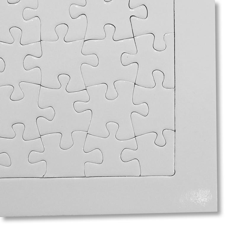 Puzzle de cartón 96 piezas con marco • Brildor ®