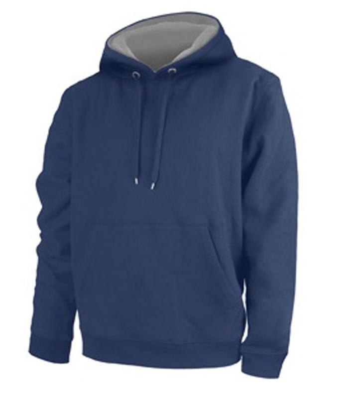 6c004c640d8e6 Sudadera Unisex con capucha 100% poliéster tacto algodón • Brildor ®