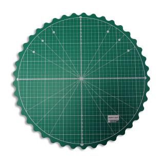 Alfombrilla de corte circular giratoria de 35cm