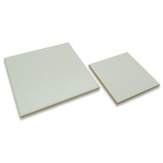 Azulejos blanco mate cuadrados
