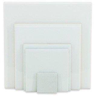 Azulejos blancos para sublimación cuadrados