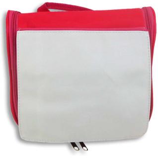 Bolsa de aseo rosa - Frontal