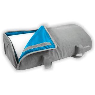 Bolsa acolchada con asas para plotter Silhouette Cameo 3 - Color Gris