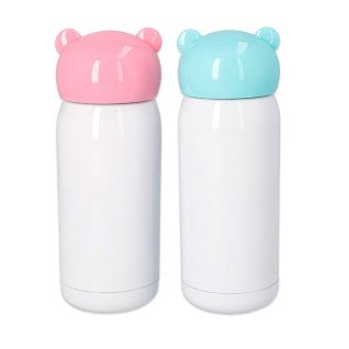 Botella termo infantil para sublimación de 320ml