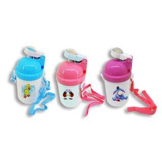 Botellas de plástico infantil personalizables