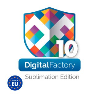 Software Rip CADlink Digital Factory v10 Sublimation Edition