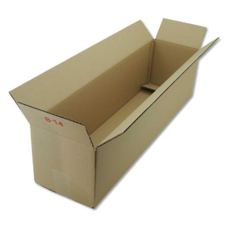 Caja B14 675 x 175 x 175 mm - Abierta