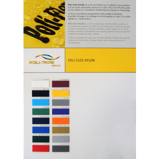 Carta de colores para vinilos Elastic Nylon