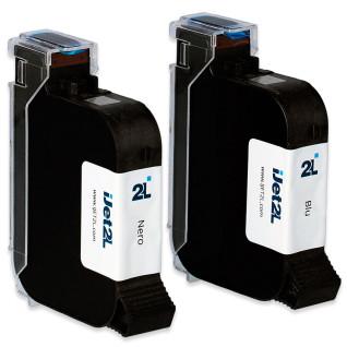 Cartuchos tinta Solvente para impresora Breva