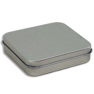 Caja de metal para pequeños objetos