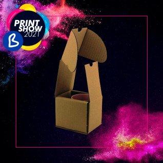 Caja de transporte para tazas - BPrint Show 2021