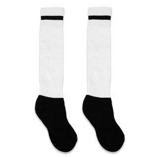 Calcetines de niño base negra para sublimación
