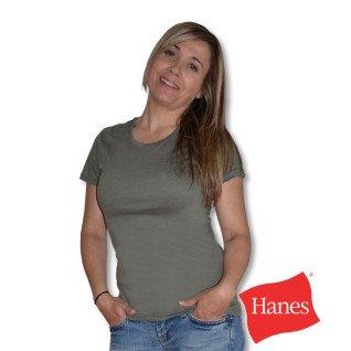 Camiseta Hanes ComfortSoft